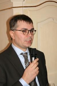 Christof Queisser, Vorsitzender der Geschäftsführung von Rotkäppchen-Mumm und Mitglied des Collegium Vini