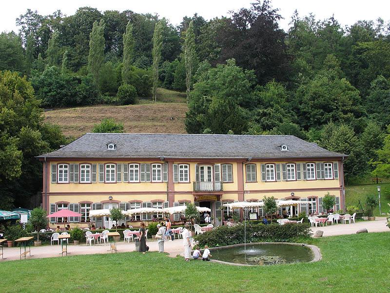 Fürstenlager Bensheim (c) CC BY-SA 3.0 Luidger