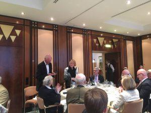 65 Jahre Collegium Vini - Dr. Bauke, Frau Machau