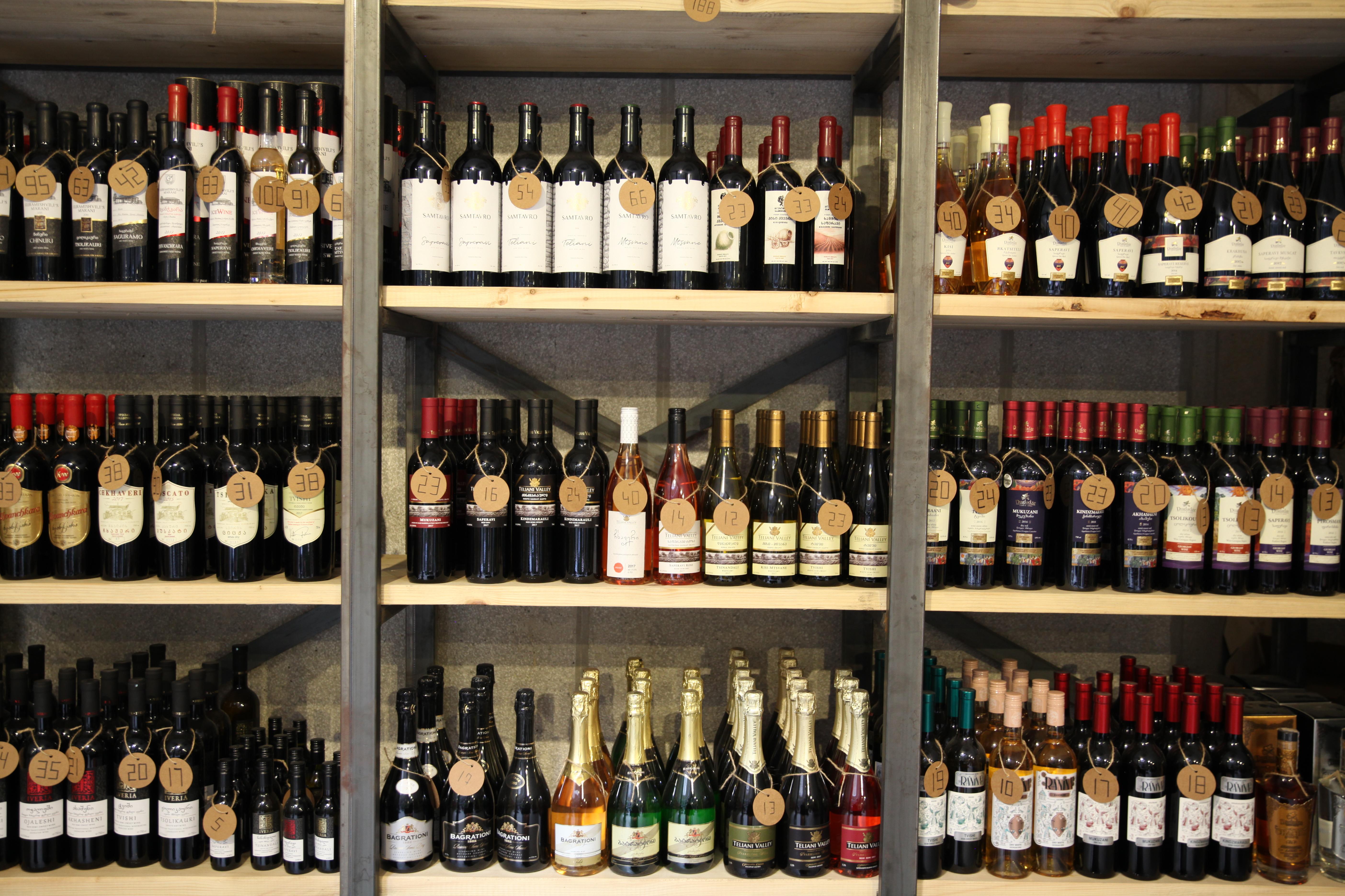 Die Weine Osteuropas