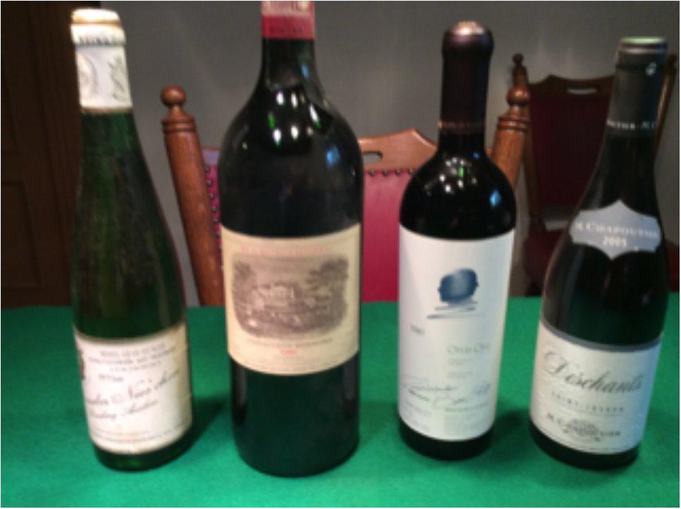 Der Wein in Zeiten des Corona: Das trinkt Klaus Adelung