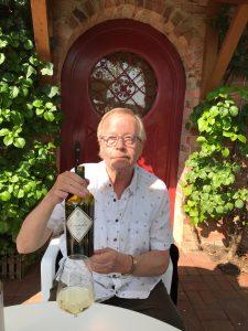 Der Wein in Zeiten des Corona: Das trinken HaJo Kraus und Gernot Wolperding