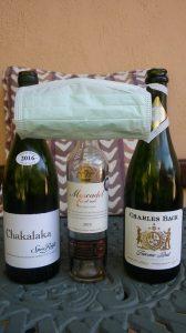 Der Wein in Zeiten des Corona: Das trinken Edith und Georg Weiss