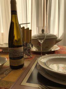 Lockerungswein bei Frau Machau