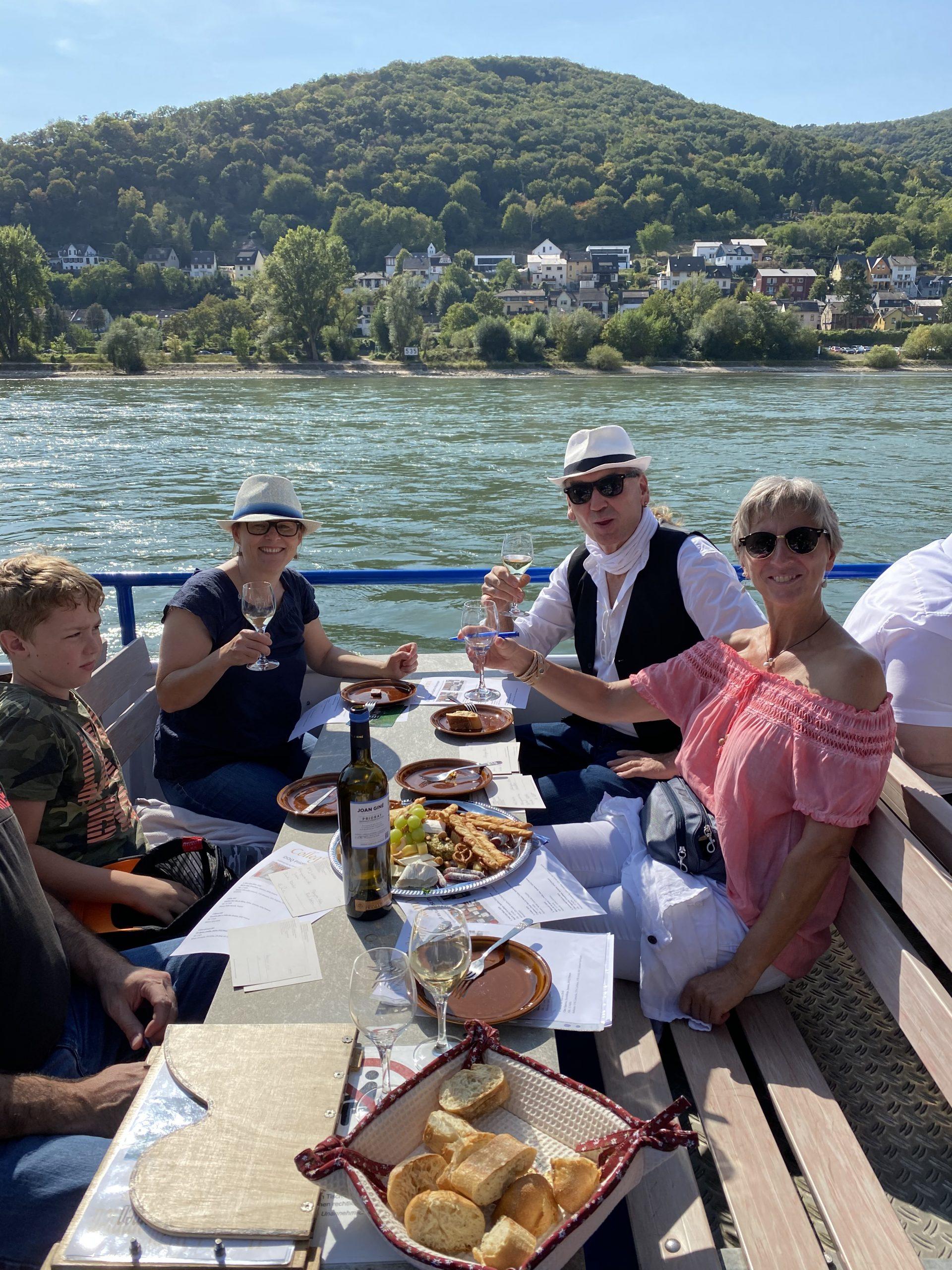 Priorat zu Gast im Rheingau - Collegium Vini