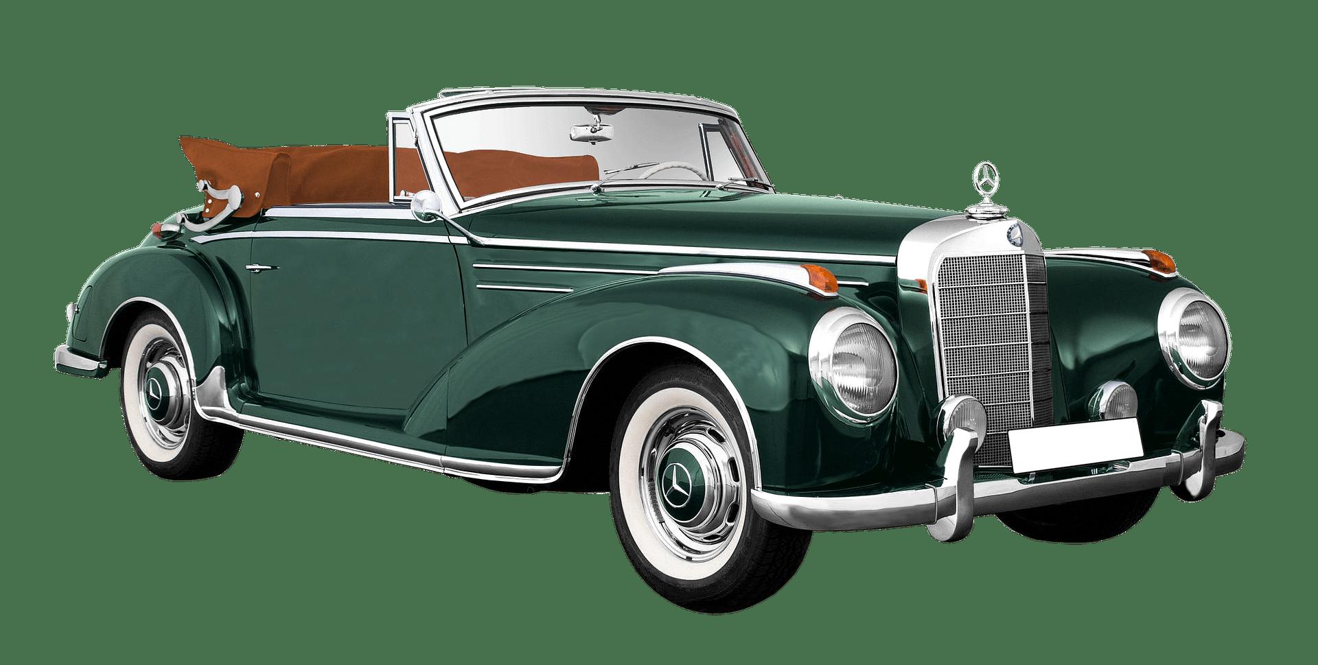 Mercedes Benz 300 S Cabrio von 1951