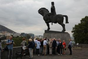 Weinreise des Collegium Vini nach Georgien 2019 (Foto: Fred Albrecht)